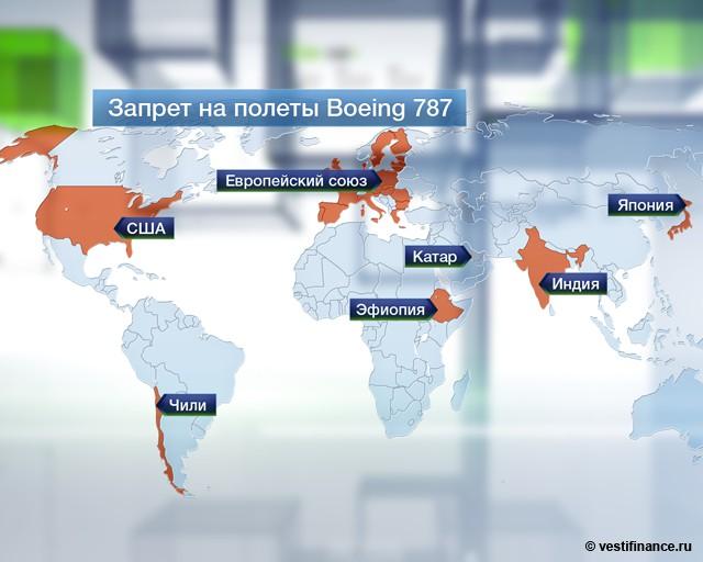 Boeing изменит