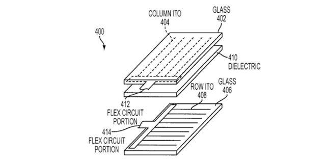 Apple патентует