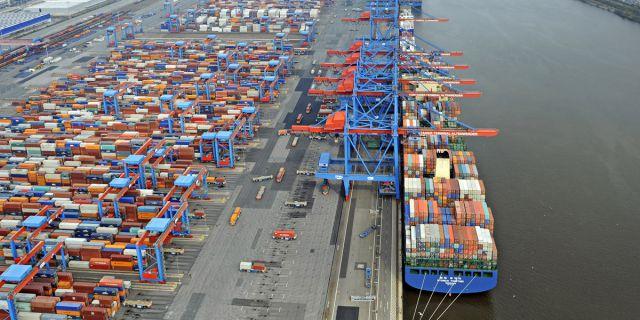 Экспорт Германии достиг