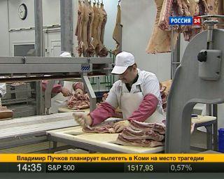 Мясо из США попало под