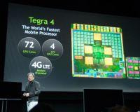 Продажи NVIDIA в 2012