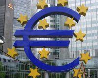 Еврозона сократила