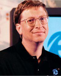 Билл Гейтс отчитал