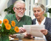 Росстат: средняя пенсия