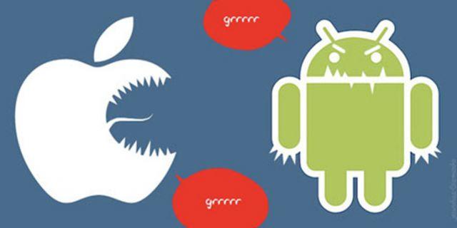 В 2013 году Android и