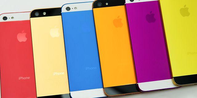 iPhone для бедных выйдет
