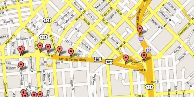 обновление Google Maps