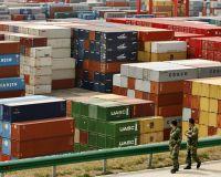Экспорт из Китая вырос