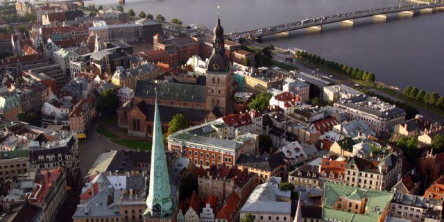 Латвия вышла в лидеры ЕС