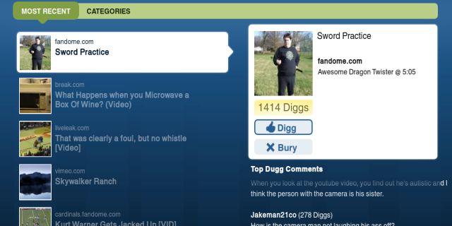 Digg планирует заменить