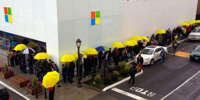 Продажи Surface Pro