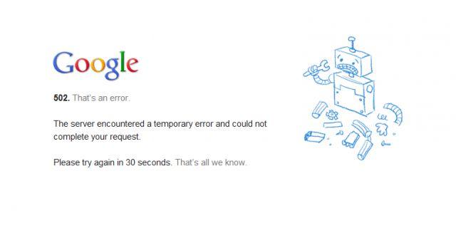 Google удалось починить