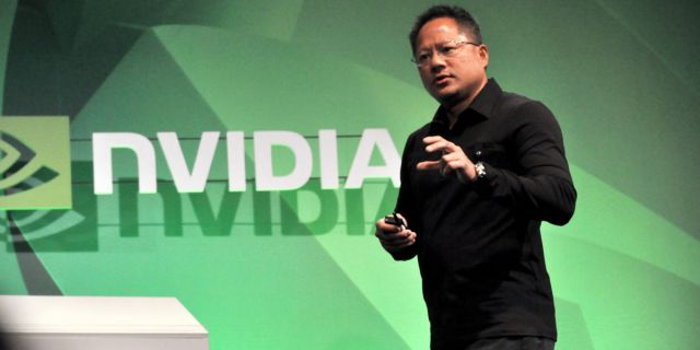 NVIDIA делится планами