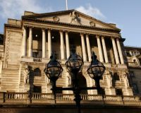 Банк Англии испугался