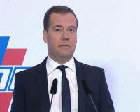 Медведев: позиция ЕС по
