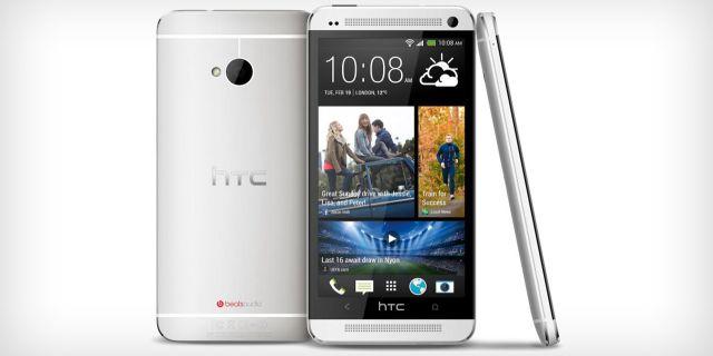 HTC One появится в