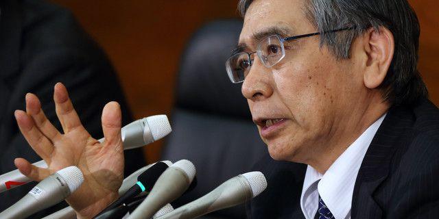 Курода: госдолг Японии