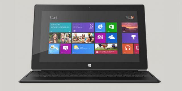 Surface Pro выходят на