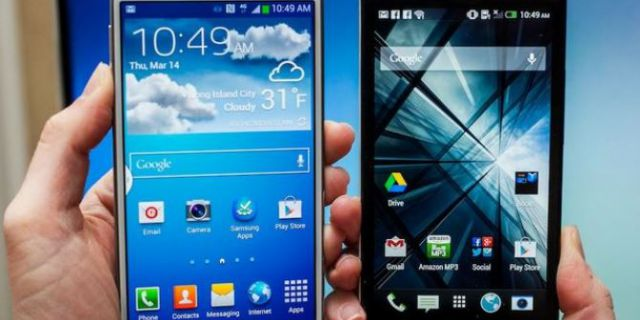 Samsung нападает на HTC