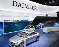 Daimler продал  7,5%