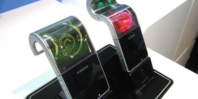 Samsung испытывает