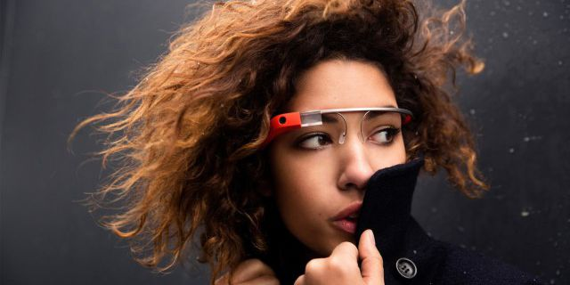 Перепродать Google Glass