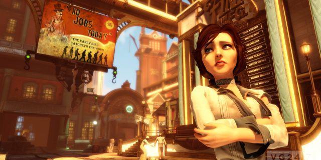 Bioshock и Tomb Raider