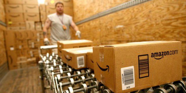 Amazon добрался до России