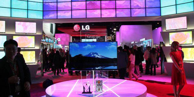 LG Display отмечает