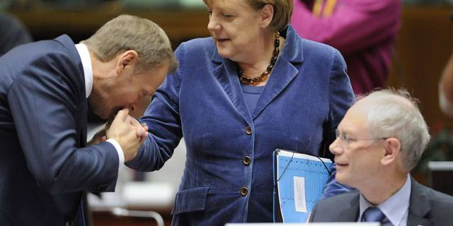 Меркель: члены еврозоны