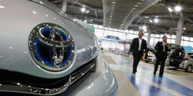 Toyota сохранила первое