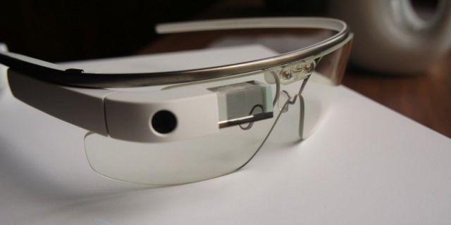 Внутри Google Glass -