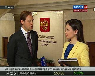 Денис Мантуров: