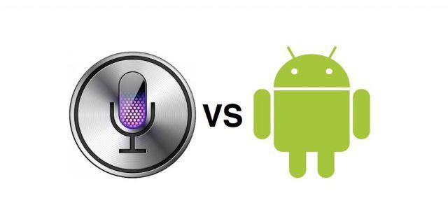 Google Now и Siri