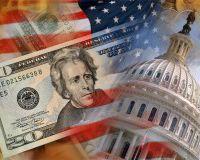 Профицит бюджета США