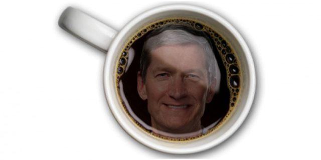 Кофе-брейк с Тимом Куком
