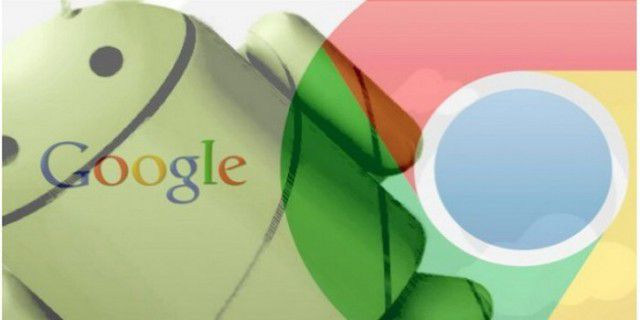 Android и Chrome OS в