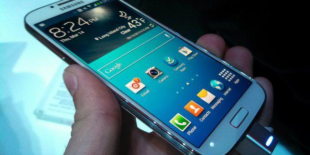 Galaxy S4 был продан в