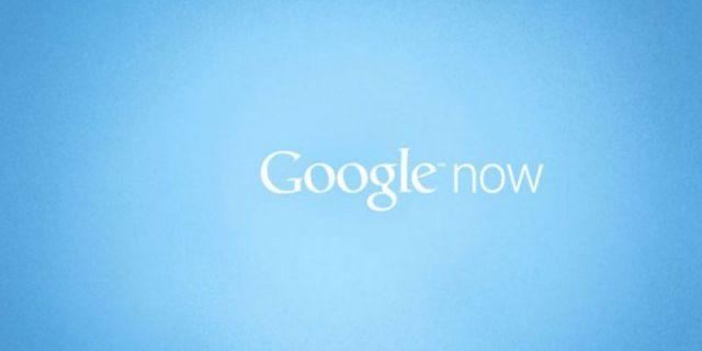 Google Now теперь