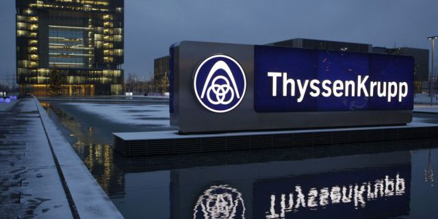 ThyssenKrupp продолжает