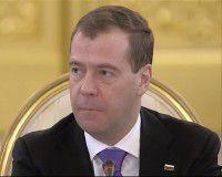 Медведев: России не