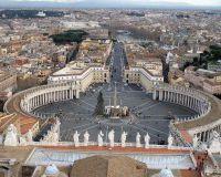 Ватикан опубликовал