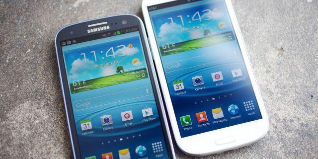 Продажи Galaxy S4