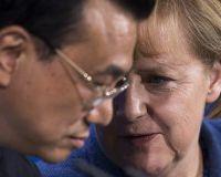 Меркель стремится
