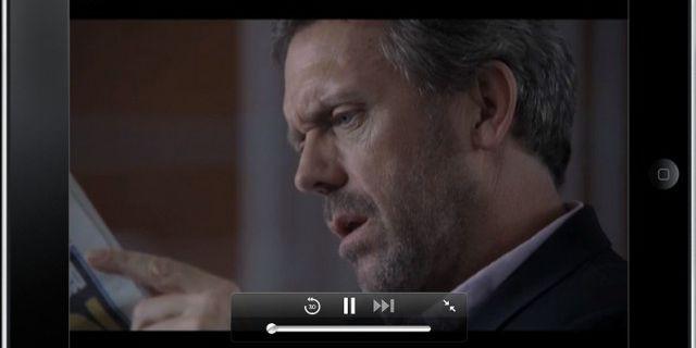 Видеореклама на iPad