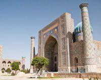 Узбекистан вошел в зону