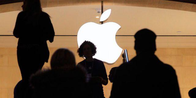 Apple снова фигурирует в