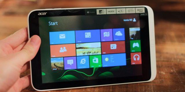 Acer показала новый