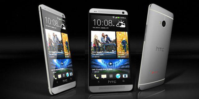 HTC увеличила выручку на