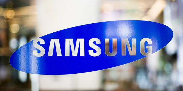 Samsung наткнулась на